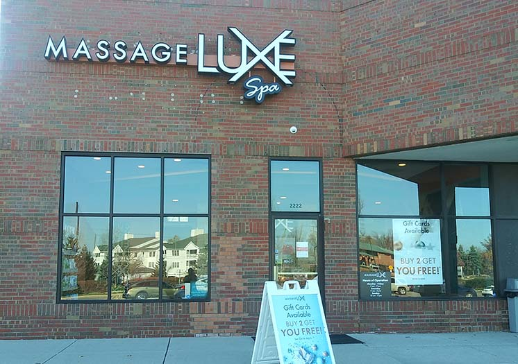MassageLuXe Opens New Second Location in Ann Arbor