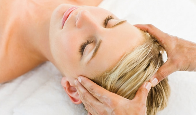 Vitamin Scalp Treatment