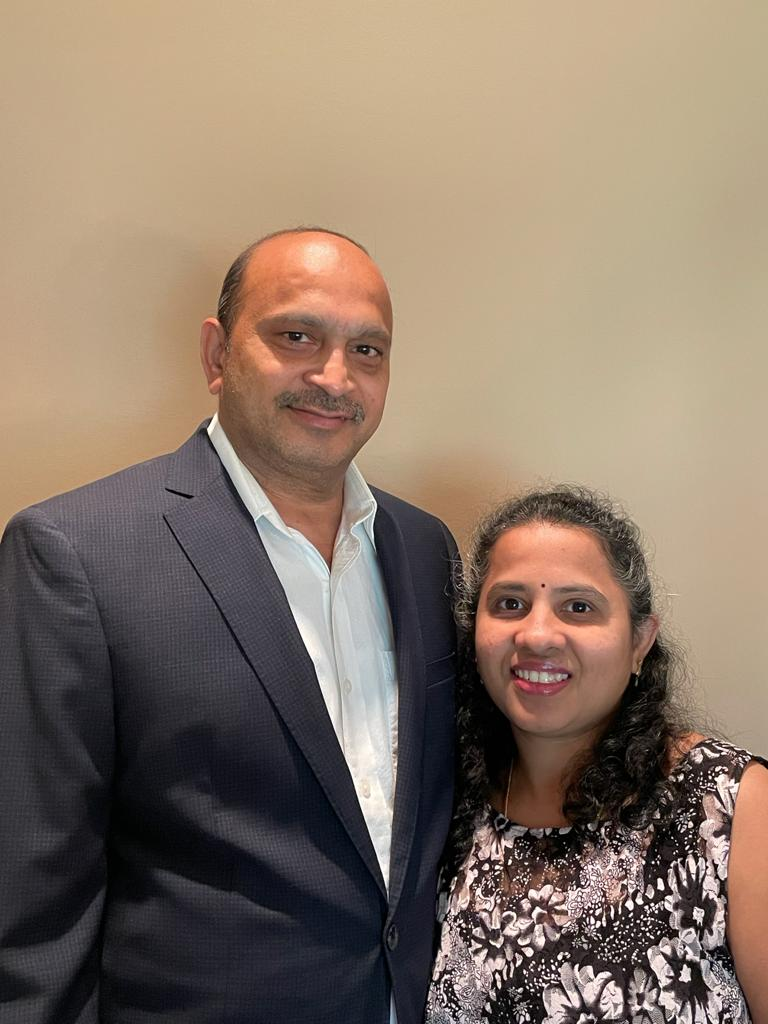 Srinivas Devarasetty, MassageLuXe Franchise Owner
